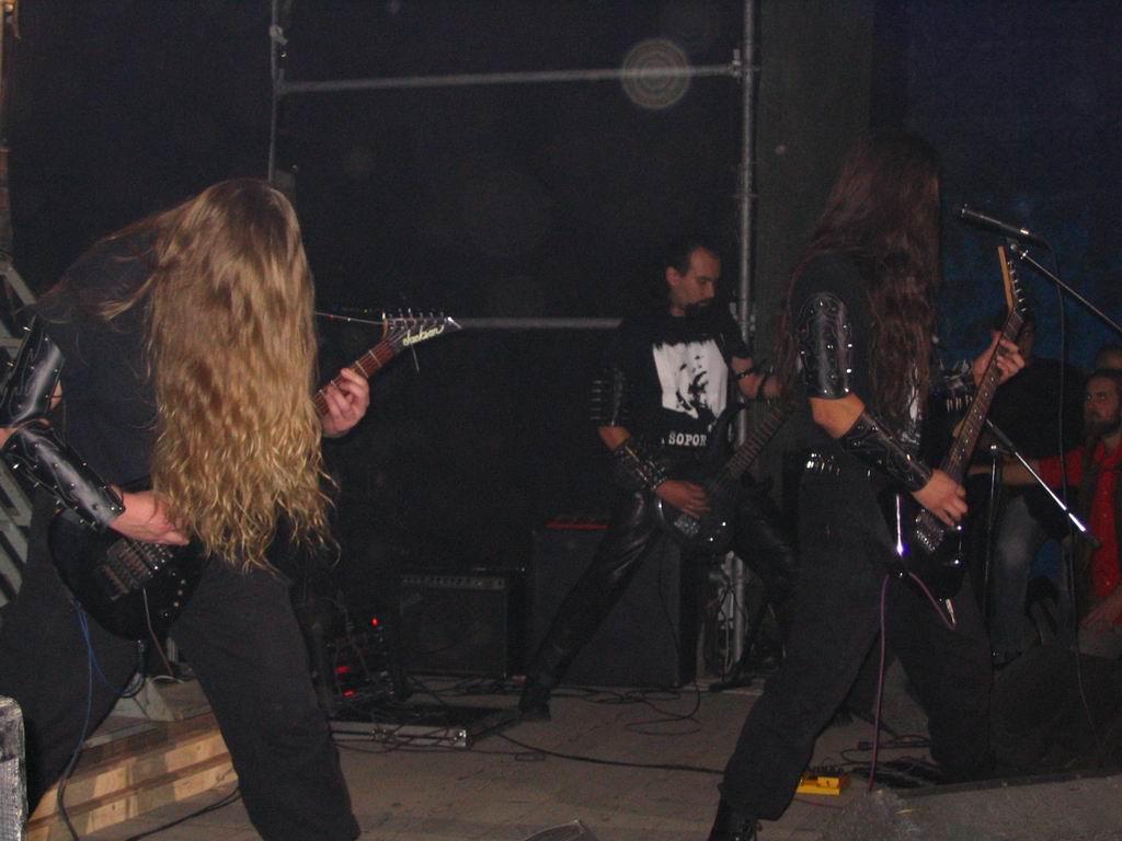 KHORS live, 2005