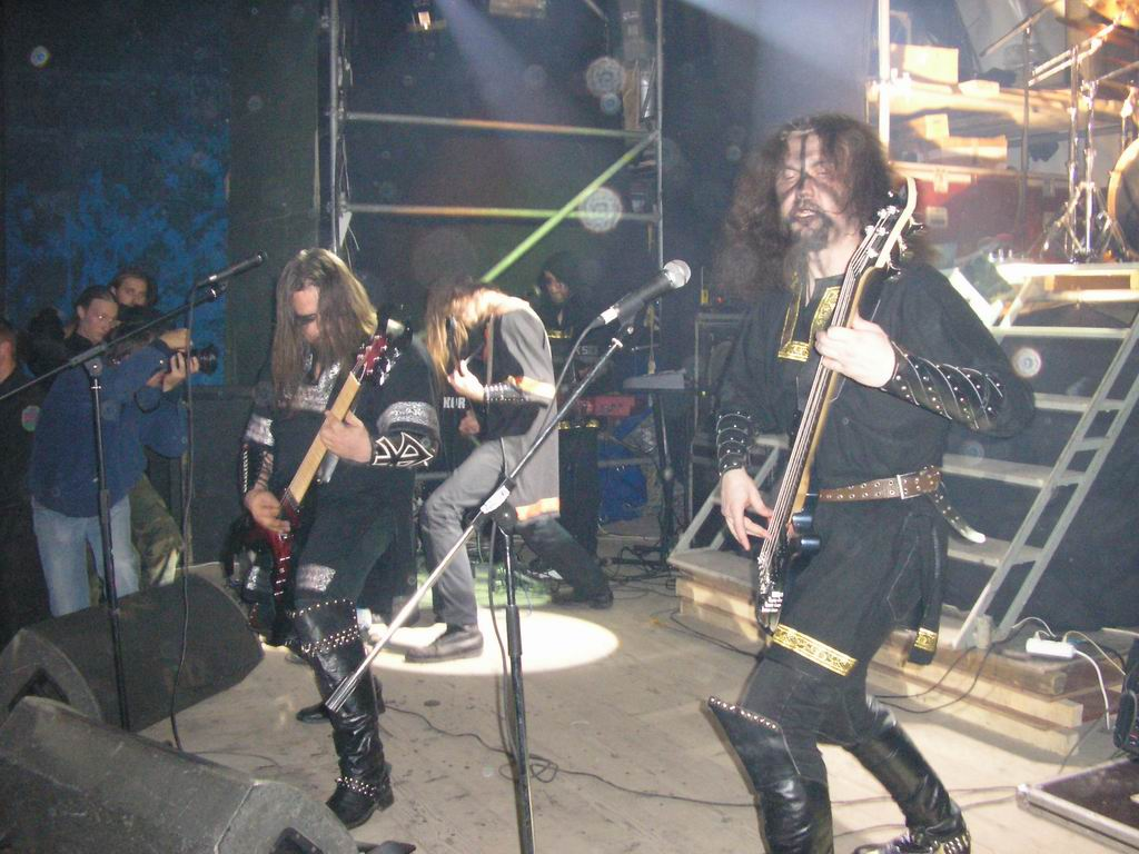 NOKTURNAL MORTUM live, 2005